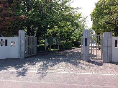 京都市立北野中学校 徒歩約10分(約737m)