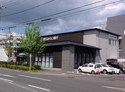 関西みらい銀行北野支店 徒歩約4分(約296m)